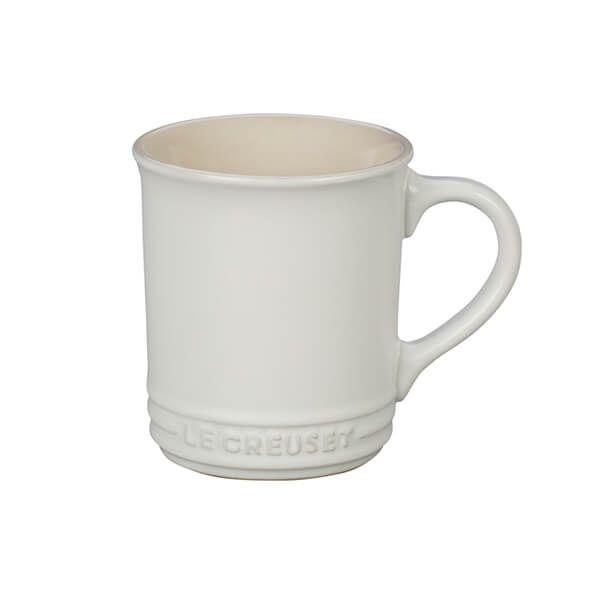 Le Creuset Almond Stoneware Seattle 400ml Coffee Mug