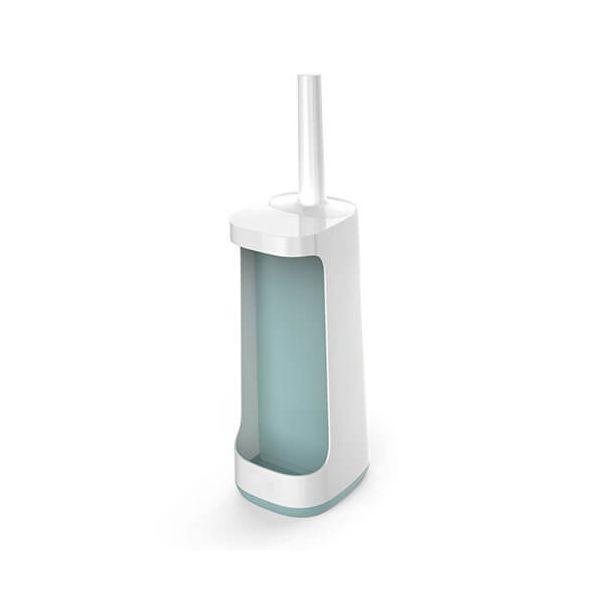 Joseph Joseph Bathroom Flex Plus Smart Toilet Brush With Storage Bay