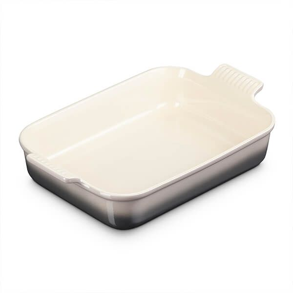 Le Creuset Flint Stoneware Large 32cm Heritage Rectangular Dish