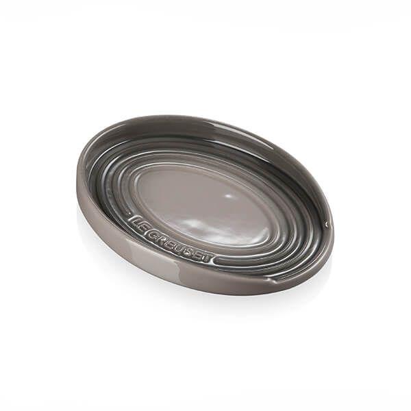 Le Creuset Flint Stoneware Spoon Rest