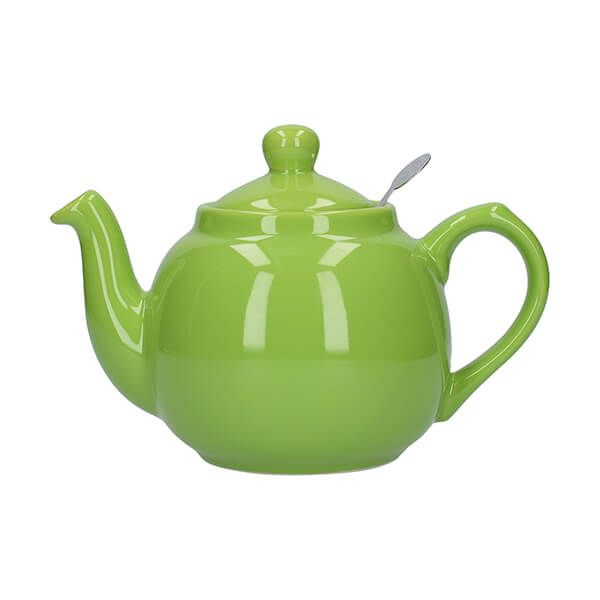 London Pottery Farmhouse Filter 2 Cup Teapot Green