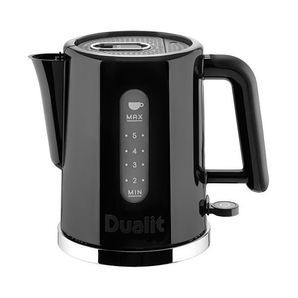 Dualit Studio Kettle 1.5L Black/Polished