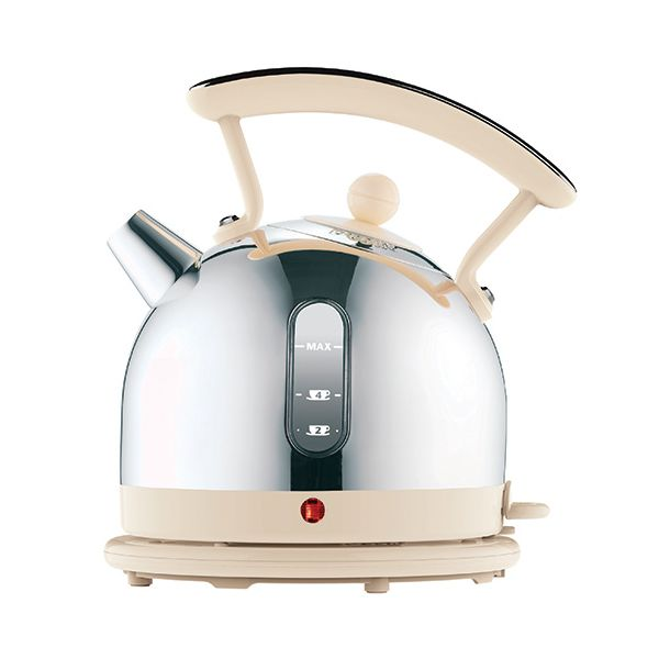 Dualit Cream 1.7 Litre Dome Kettle