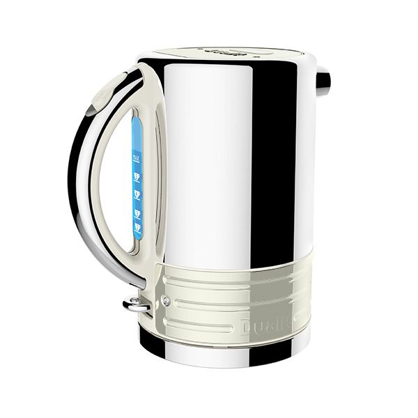 Dualit Architect Canvas and Canvas White Kettle