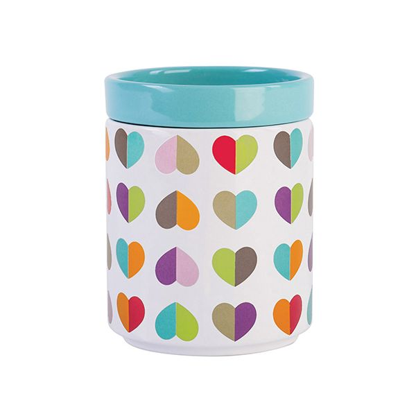 Beau & Elliot Confetti Stackable Storage Jar