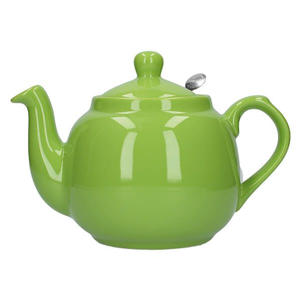 London Pottery Farmhouse Filter 4 Cup Teapot Green