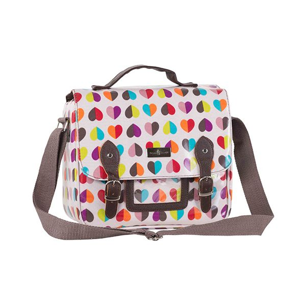 Navigate Beau & Elliot Confetti Insulated Satchel