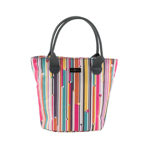 Navigate Beau & Elliot Linear Insulated Lunch Tote