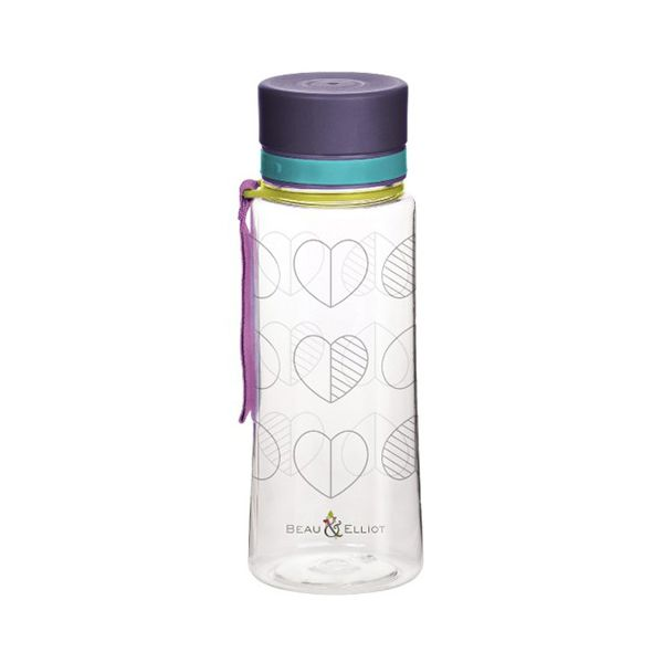 Navigate Beau & Elliot Confetti Outline 500ml Hydration Bottle