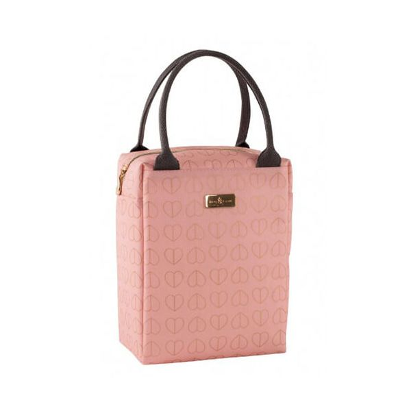 Beau & Elliot Champagne Edit Blush Lunch Tote