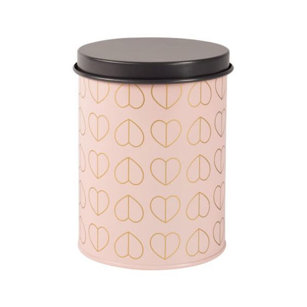 Beau & Elliot Champagne Edit Blush Storage Tin