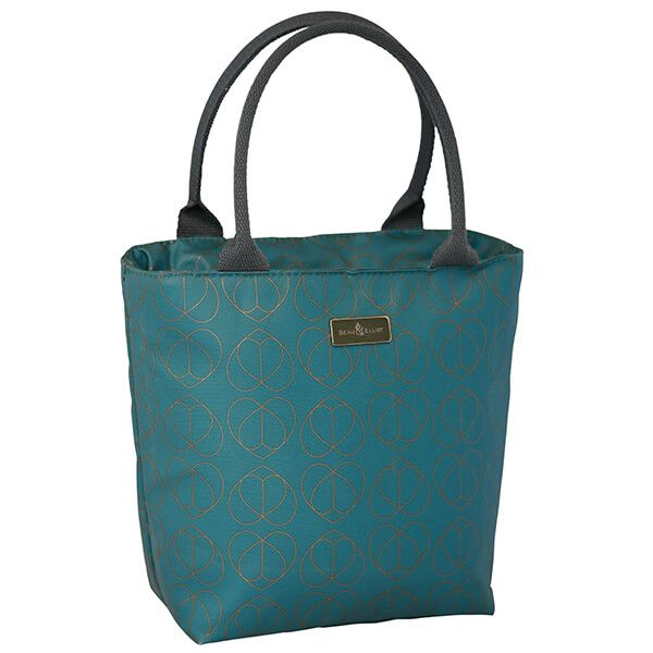 Navigate Beau & Elliot Teal Lunch Tote