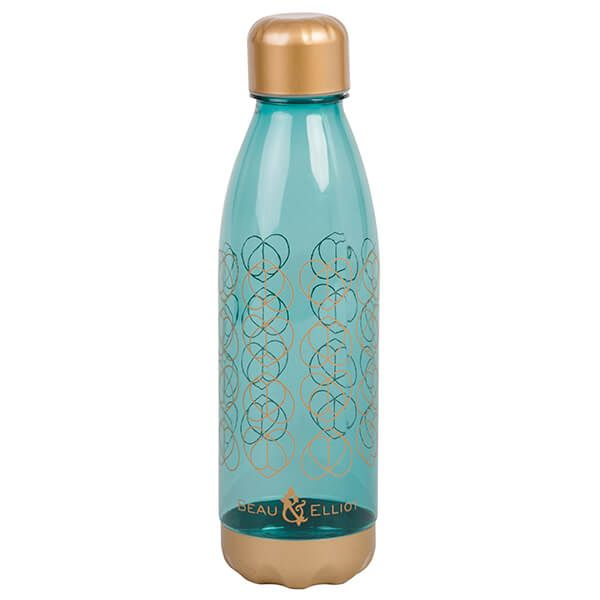 Navigate Beau & Elliot Teal 700ml Drinks Bottle