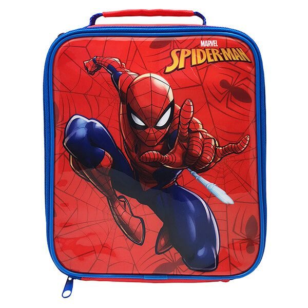 Marvel Spider-Man Classic Rectangular Lunch Bag