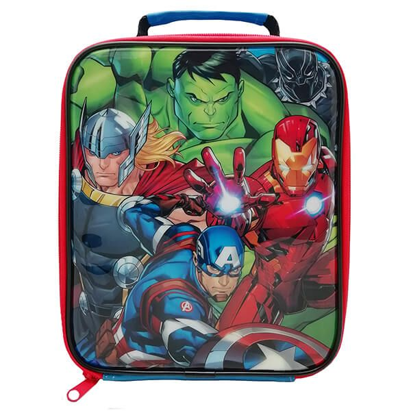 Marvel Avengers Classic Rectangular Lunch Bag