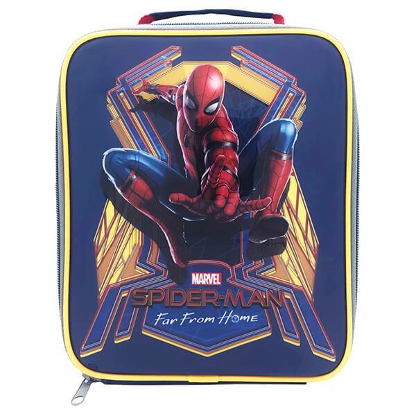 Marvel Spider-Man Far From Home Rectangular Lunch Bag