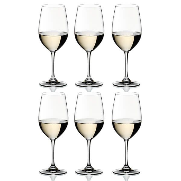 Riedel Vinum Riesling Wine Glasses Set Of 6