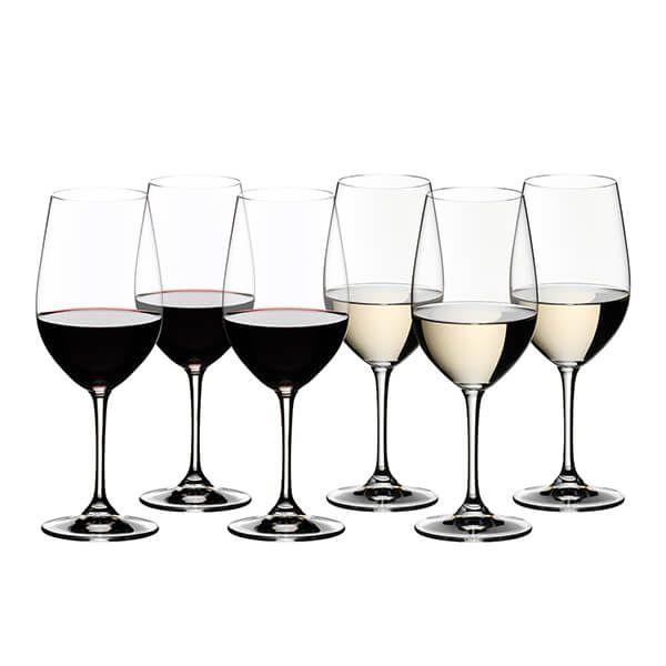 Riedel Vinum 265 Year Anniversary Riesling Wine Glass Set Of 6