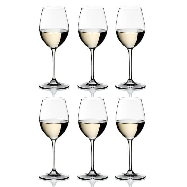 Riedel Vinum Sauvignon Blanc Wine Glasses Set Of 6