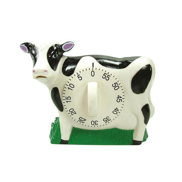 Eddingtons Novelty Cow Kitchen Timer