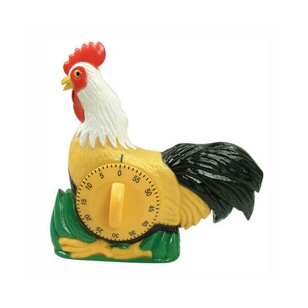 Eddingtons Novelty Cockerel Kitchen Timer