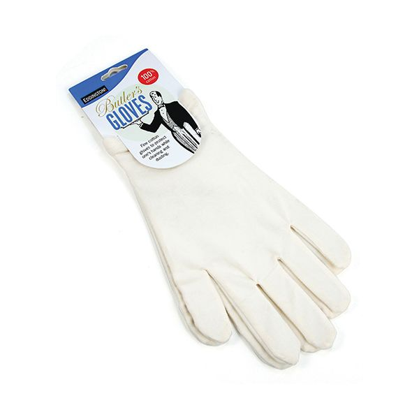 Eddingtons Butlers Gloves White