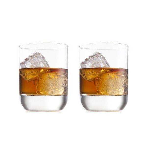 Vacu Vin Cocktail Glass Rocks Set Of 2