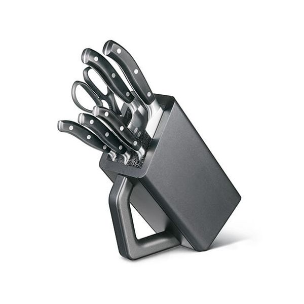 Victorinox Fully Forged Six Piece Knife Block Set