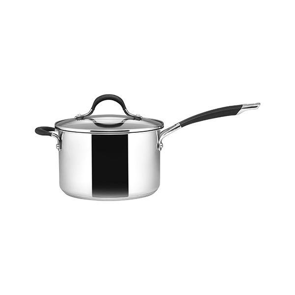Circulon Momentum Stainless Steel 20cm Saucepan