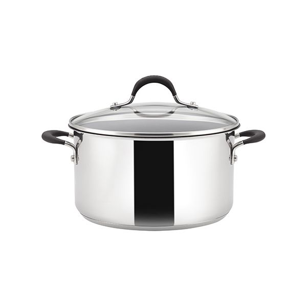 Circulon Momentum Stainless Steel 24cm Stockpot