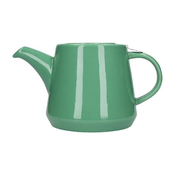 London Pottery HI-T Filter 2 Cup Teapot Green