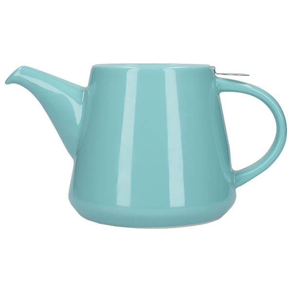 London Pottery HI-T Filter 4 Cup Teapot Splash