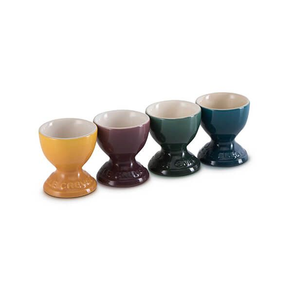 Le Creuset Botanique Stoneware Set Of 4 Egg Cups