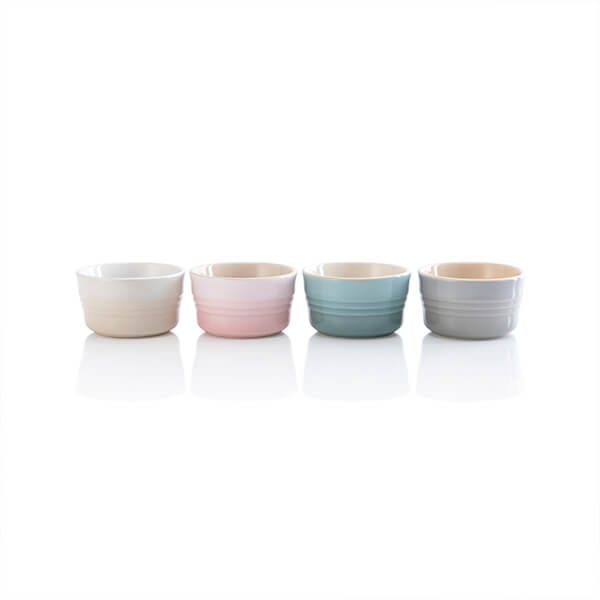Le Creuset Calm Collection Set of 4 Mini Ramekins
