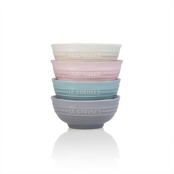 Le Creuset Calm Collection Set of 4 Mini Bowls