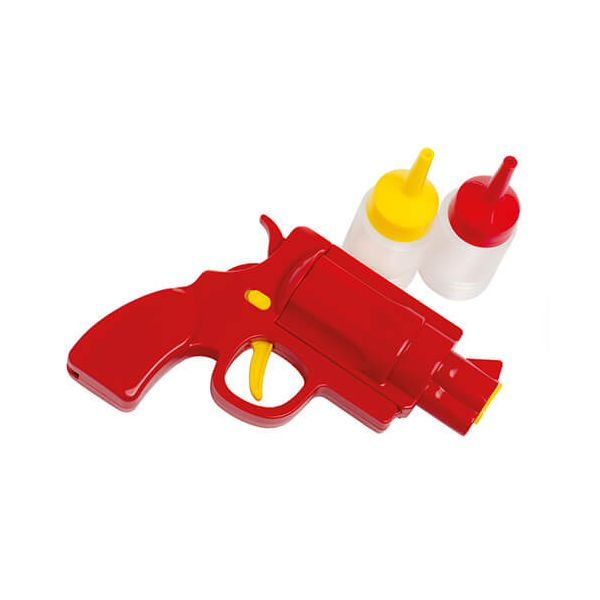 Eddingtons Ranch Ketchup & Mustard Shooter