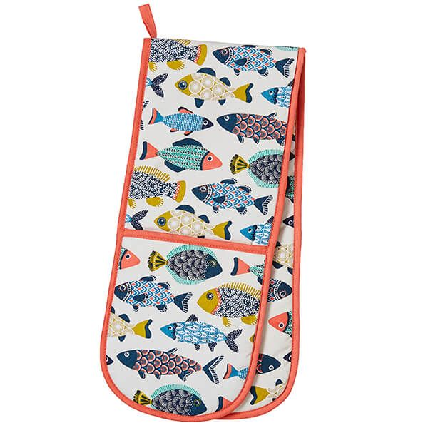Ulster Weavers Aquarium Double Oven Glove