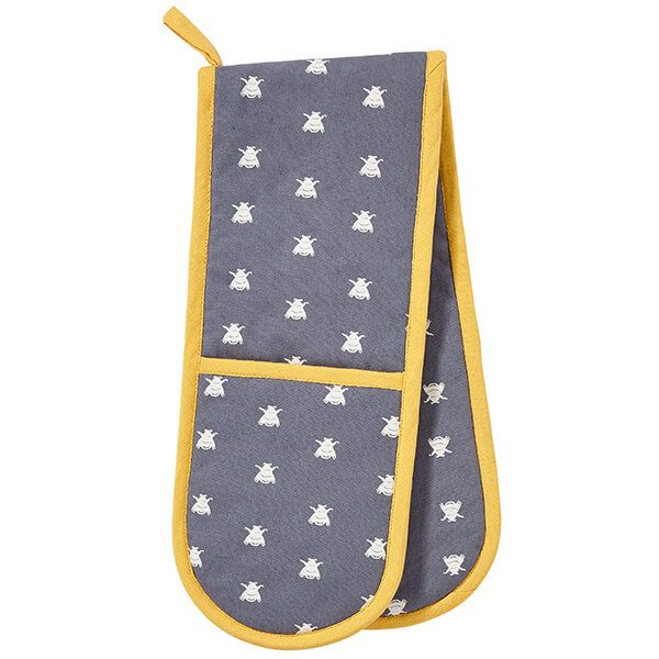 Ulster Weavers Bee Double Oven Glove