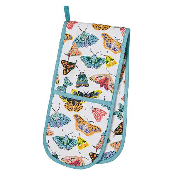 Ulster Weavers Butterfly House Double Oven Glove