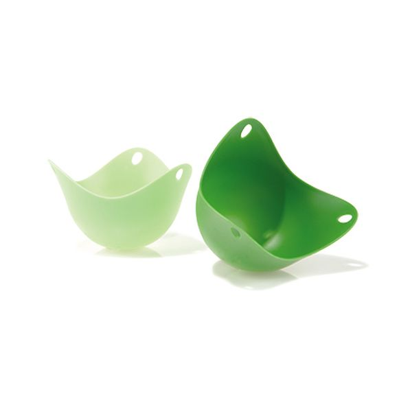Fusionbrands Poachpod Egg Poacher (Pack Of Two)