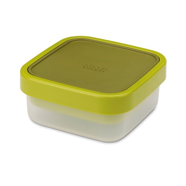 Joseph Joseph GoEat Compact 3 in 1 Salad Box Green