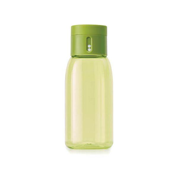 Joseph Joseph Dot Hydration-tracking Green 400ml Water Bottle