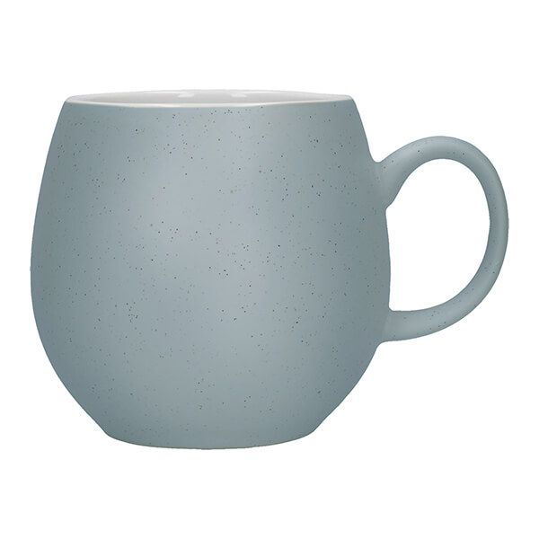 London Pottery Pebble Mug Matt Light Blue