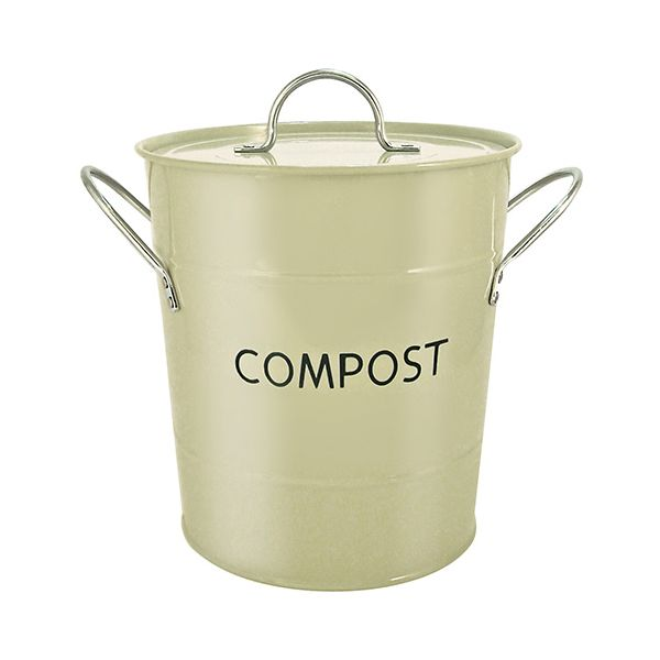 Eddingtons Compost Pail / Bin Sage