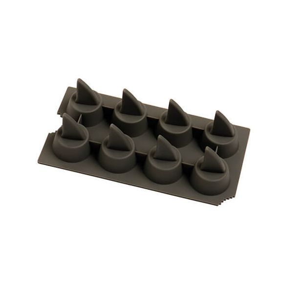 Epicurean Barware Shark Fin Ice Cube Tray