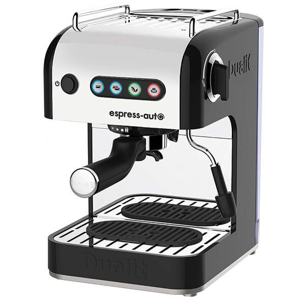 Dualit Espress-auto 4 IN 1 Coffee & Tea Machine Black