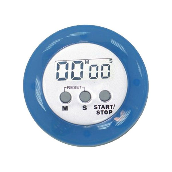 Eddingtons Digital Kitchen Timer Blue