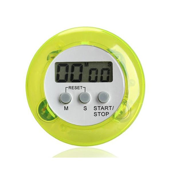 Eddingtons Digital Kitchen Timer Green