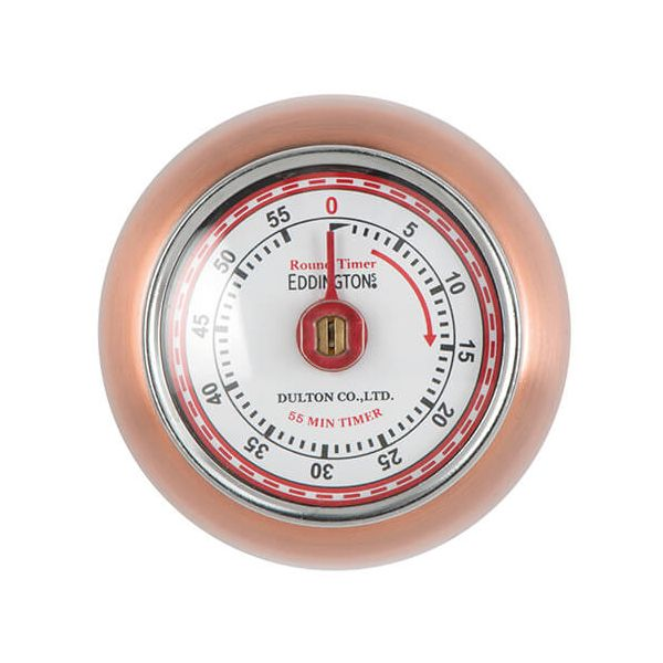 Eddingtons Retro Copper Timer