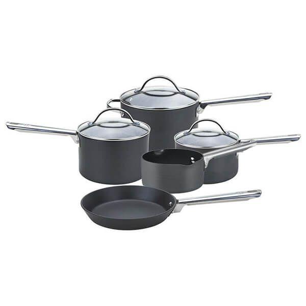 Anolon Professional 5 Piece Cookware Set